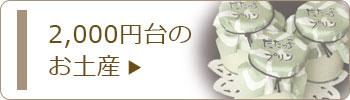 2,000円台のお土産