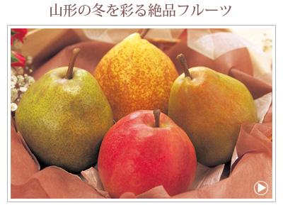 ジャンルから選ぶ-山形フルーツ